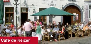 Café zaal de Keizer Meerssen