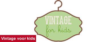 Vintage for kids
